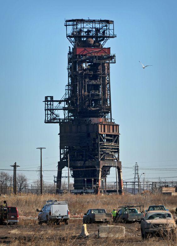 steel city of India