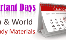 world important days