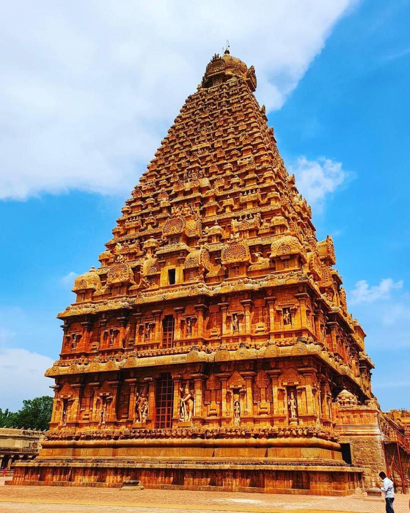 Brihadeeswarar Temple