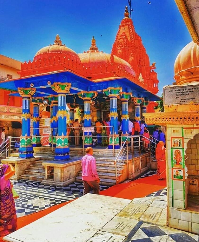 Brahma Temple, Rajasthan
