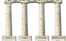 4 pillars of democracy