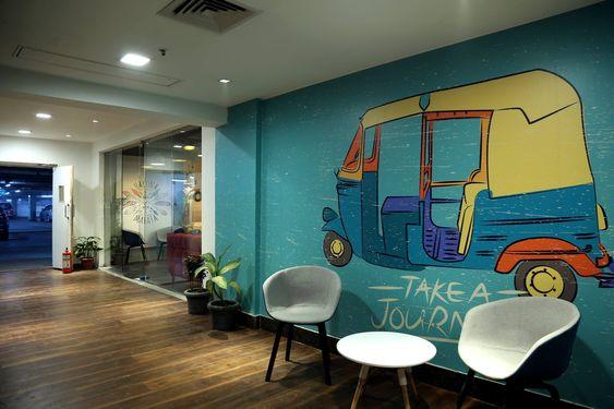Google Mumbai Office