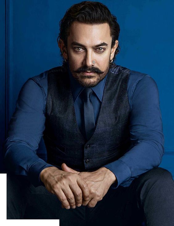 No. 3  Highest Paid Actor In India Aamir Khan
