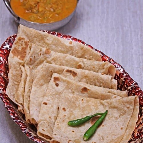 which roti is best for weight loss