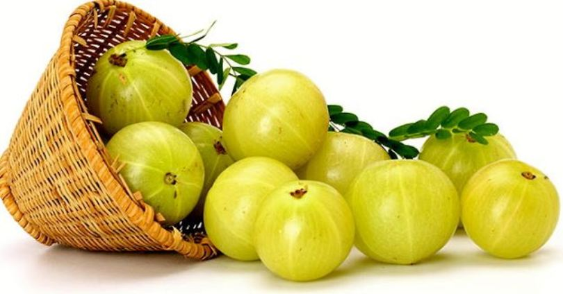 Gooseberry For Natural Hair Growth