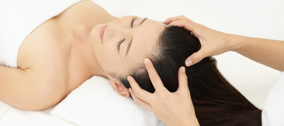 Massage Your Scalp Daily