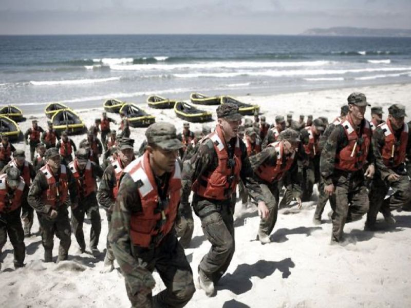 Navy Seal Admissions